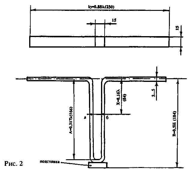 Схема антенна dvb-t2 своими руками 102