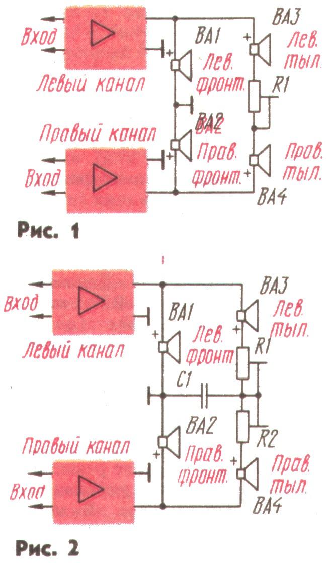 Псевдоквадрофония